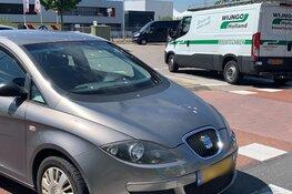 Fietsster aangereden in Broek op Langedijk