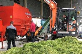 Eerste gras in Noord-Holland verwerkt tot duurzaam dooimiddel