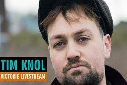 Podium Victorie organiseert eerste livestream-concert met Tim Knol