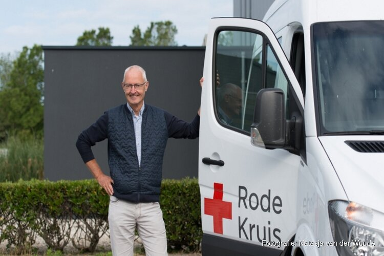 Steun digitaal het Rode Kruis Afdeling Noord-Kennemerland! Juist nu!