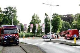 Grote brand in ondergrondse parkeergarage Alkmaar, hitte en rook bemoeilijken blussen