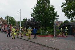 Verdachte aangehouden na urenlange brand in parkeergarage Alkmaar