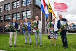 Uitreiking Koninklijke Onderscheidingen in Langedijk