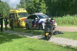 Scooterrijder gewond na aanrijding in Zuid-Scharwoude