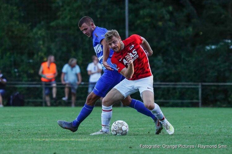 AZ ook nipt onderuit tegen PEC Zwolle in oefencampagne