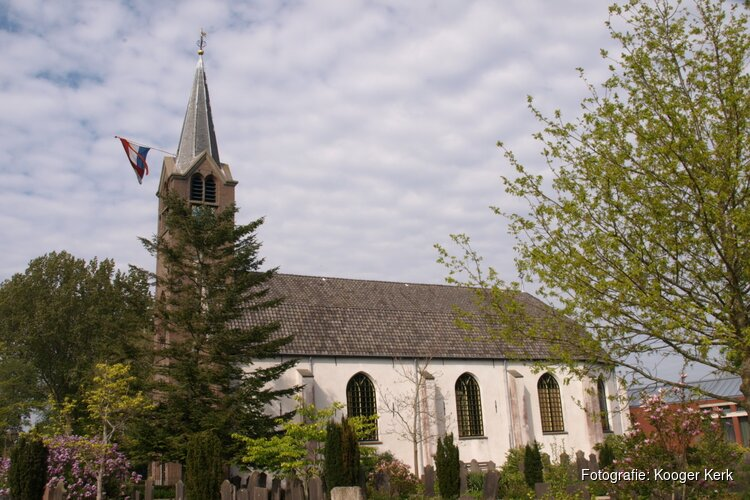 Kooger Kerk open op Monumentendag