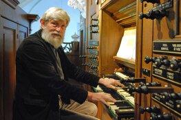 Orgelconcert Dirk Out op 16 oktober in Zuid-Scharwoude