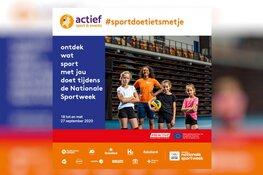Sportweek in Langedijk