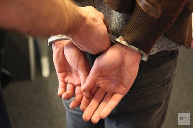 Verdachte aangehouden voor wapenhandel
