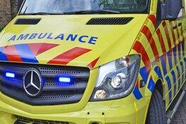 Automobilist zwaargewond bij ongeval Zuid-Scharwoude