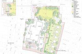 College akkoord met ontwerpen voor IKC Sint Pancras en omgeving