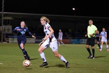 Maudy Stoop tot 2023 bij VV Alkmaar