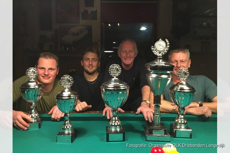 Open Langedijker Kampioen Driebanden 2018 : Ad Bruin