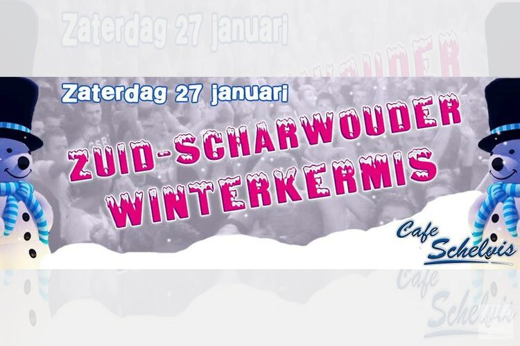 Winterkermis 2018 in Café de Schelvis
