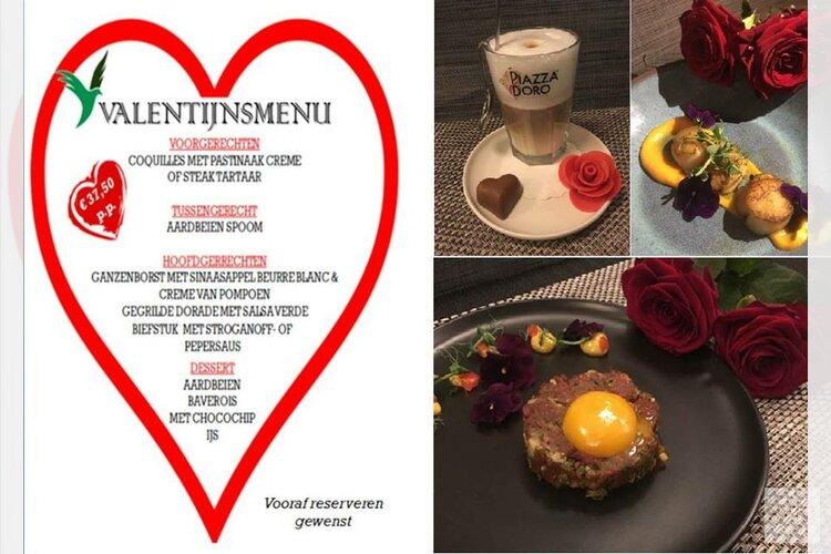 Valentijn bij Hotel de Buizerd