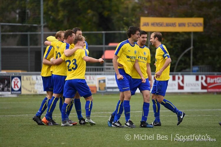 LSVV loot wederom thuiswedstrijd