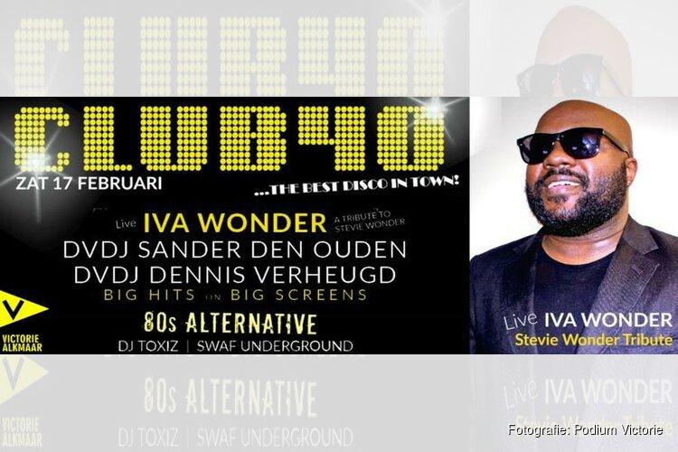 Podium Victorie presenteert: Club 40