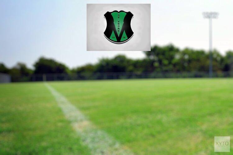 Vrone speelt gelijk bij Vitesse'22