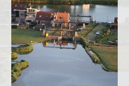 Sluis in Broek op Langedijk een maand dicht!