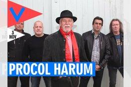 Legendarische Britse band Procol Harum naar Podium Victorie