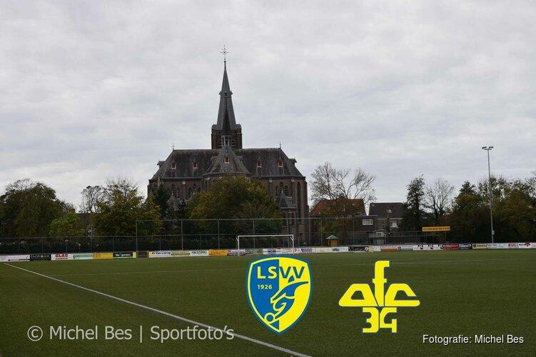 LSVV en AFC'34 zijn klaar voor derby