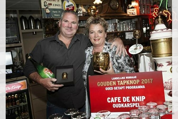 Café de Knip in Oudkarspel is beste horecazaak van Nederland