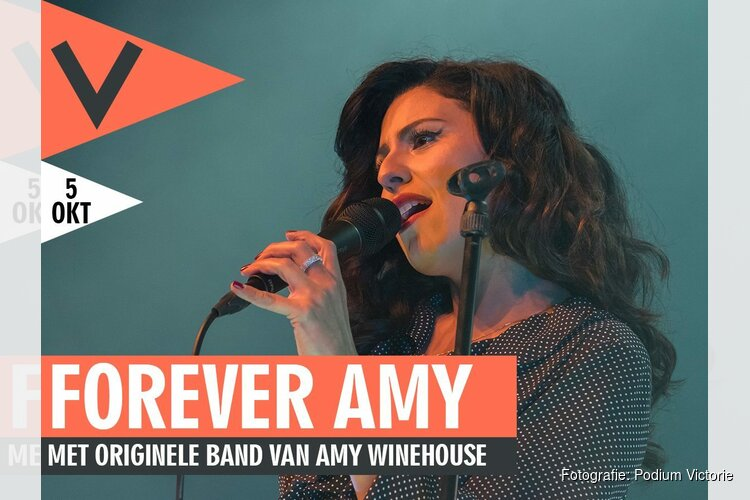 Originele band Amy Winehouse in Podium Victorie
