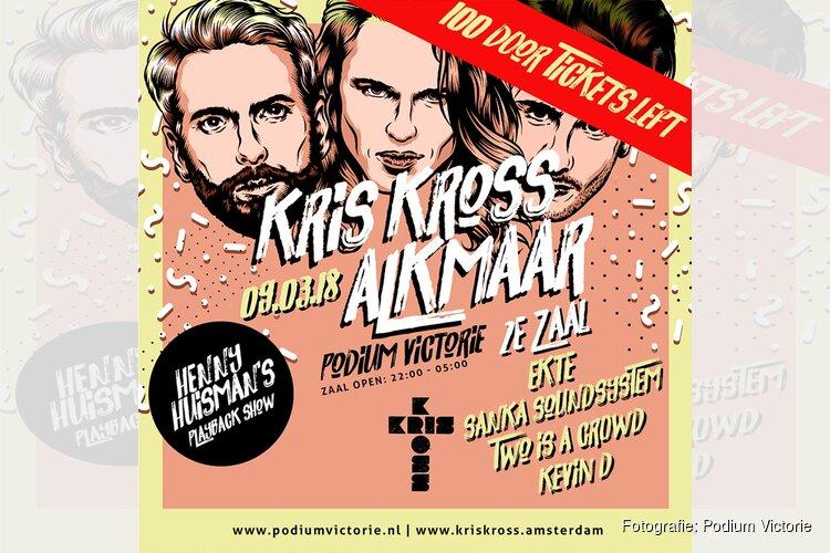 Podium Victorie: Vanavond extra deurtickets Kris Kross