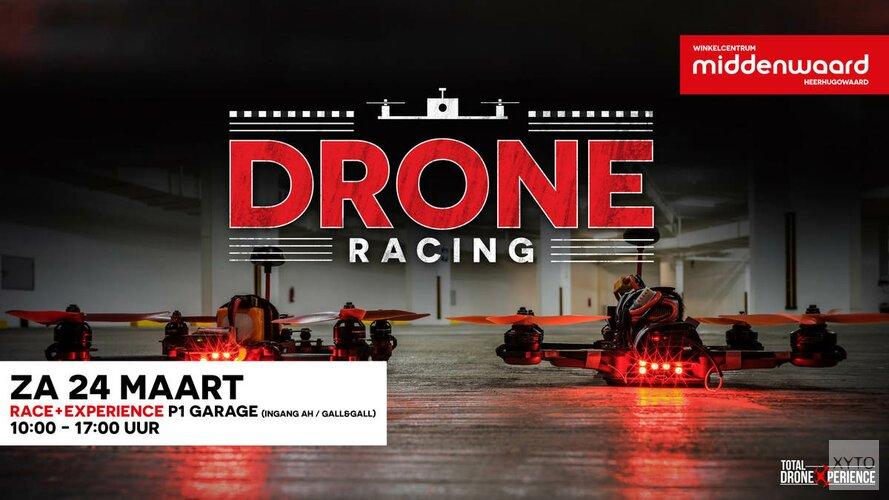 Drone Racing in Middenwaard keert terug!
