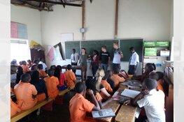 Jan Arentsz Langedijk gaat voor het 2de jaar naar Oeganda
