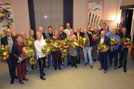 Koninklijke Onderscheiding voor twee vertrekkende gemeenteraadsleden Langedijk