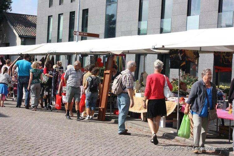 Inschrijving Langedoikermarkt geopend!