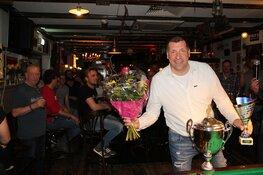 Remy de Jong wint Peter Schröder trofee en wordt Open Langedijker Kampioen Libre 2018