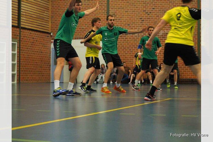 HV Vrone verliest laatste competitiewedstrijd