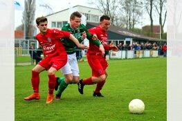 Koploper BOL niet langs hekkensluiter FC Castricum