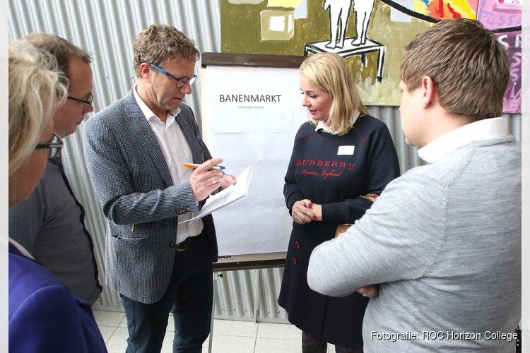 Onderwijs, bedrijfsleven en gemeente in actie om jongeren te binden