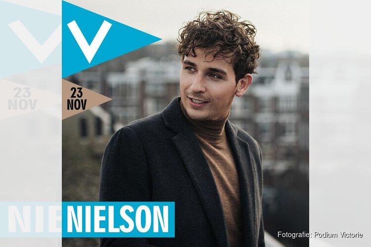 Nielson in Podium Victorie: kaartverkoop begint woensdag