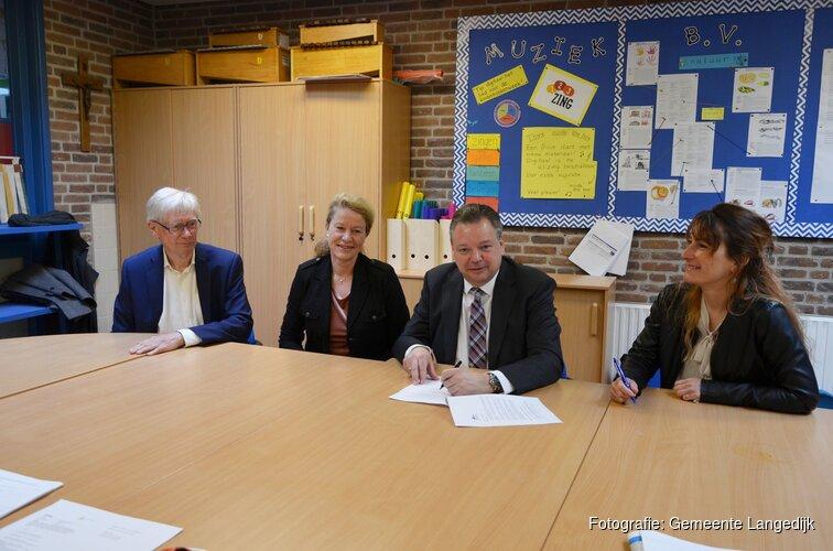 Integraal kind- en ouderencentrum: betrokken partijen spreken intentie uit voor onderzoek naar huisvesting