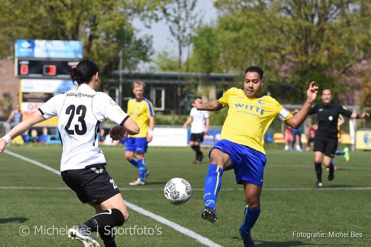 LSVV pakt punt, Vrone wint opnieuw