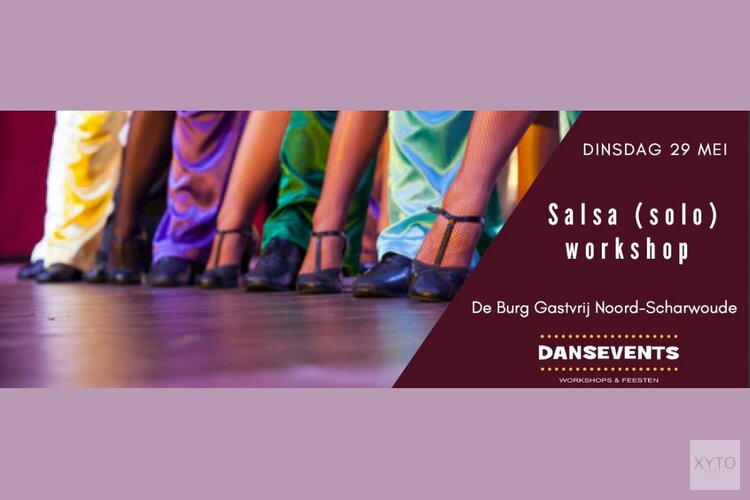 Workshops Salsa en Flamenco in De Burg Gastvrij