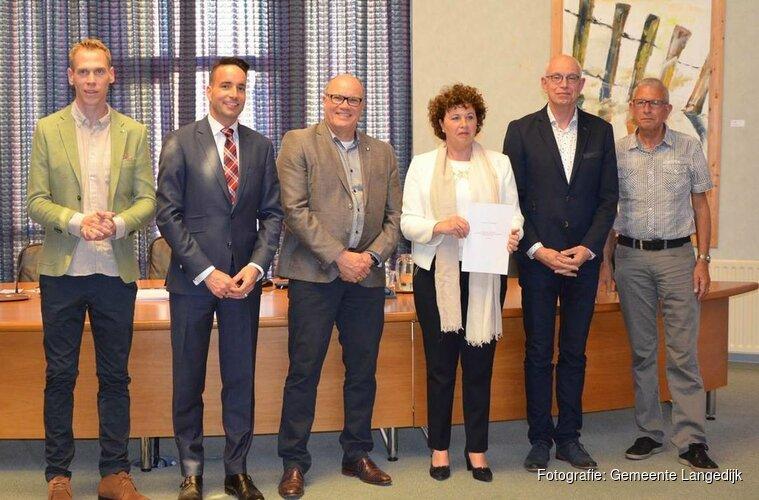 Coalitie presenteert het bestuursakkoord