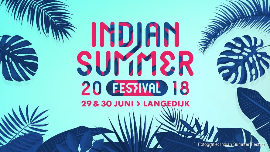 Nick & Simon, ANBU en de Supergaande MCs op Indian Summer Festival 2018