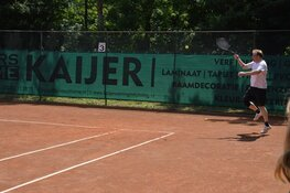 KaijerColors@home (G)ouden Tulp veteranen tennistoernooi 2018