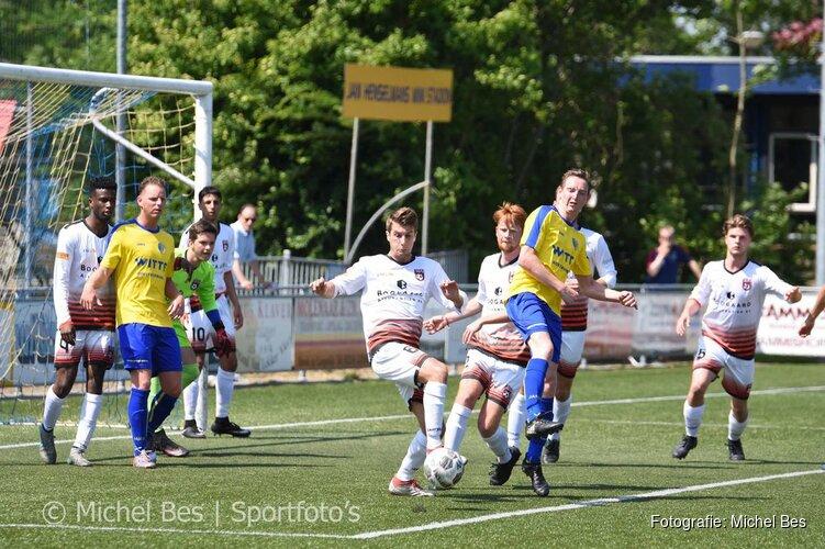 DTS sluit seizoen af met nederlaag, LSVV wint weer eens