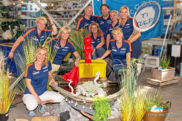 Expert Woldhuis Open Tulp Toernooi bij tennisvereniging De Tulp