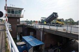 Gemeente Alkmaar legt tijdelijke bouwstop Leeghwaterbrug op