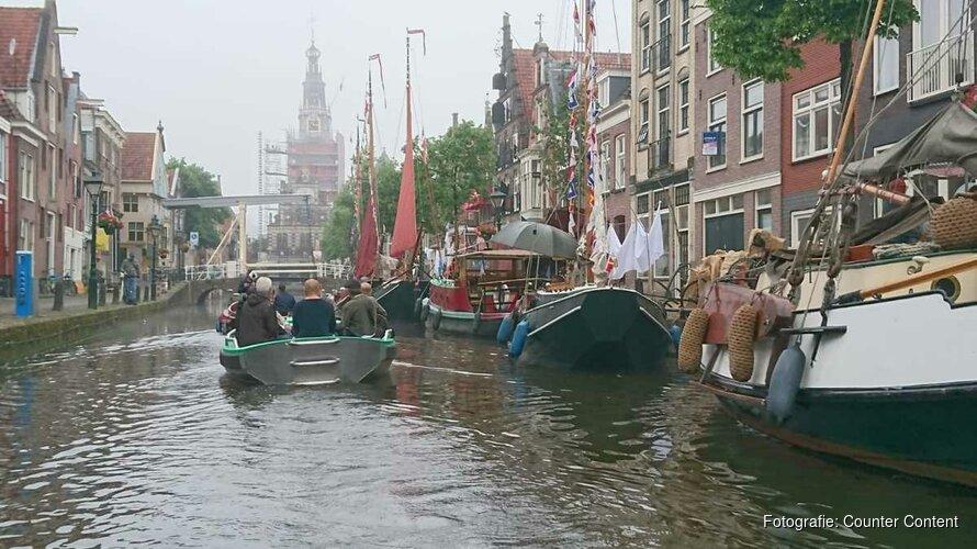 Noord-Holland Noord opent 200 kilometer lang sloepennetwerk