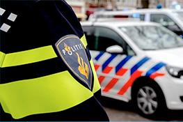Brand verwoest vakantiehuisje in Dirkshorn